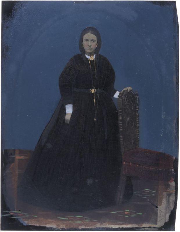 QVM.1996.P0231, Unknown, Susanna Fisher c1865